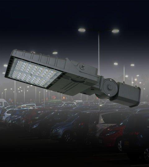 led light manufacturer shoebox 9 show