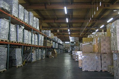 Tri-proof lights application warehouse