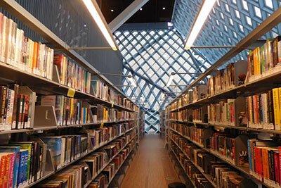 led batten strip lights application library