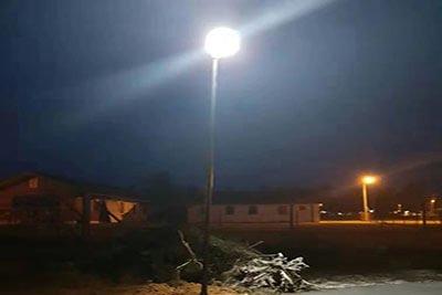 BST application area lighting