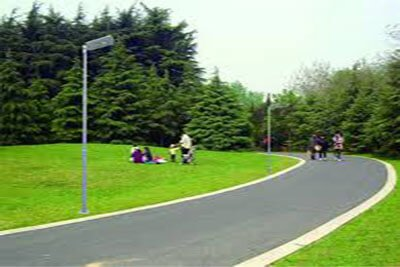 BM series application parking road