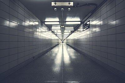 led batten strip lights application subway