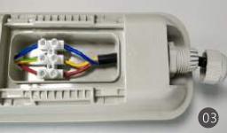 batten light wiring steps 3
