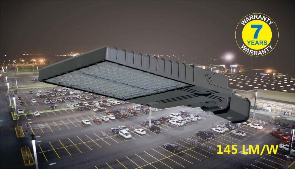LED Parking lot light