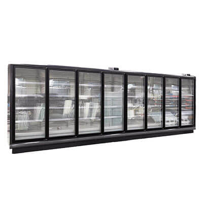 supermarket refrigenration cases