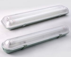 fluorescent triproof light