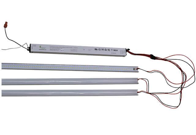 led linear strip lights
