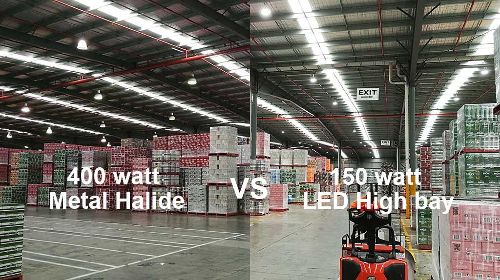 high bay led retrofit