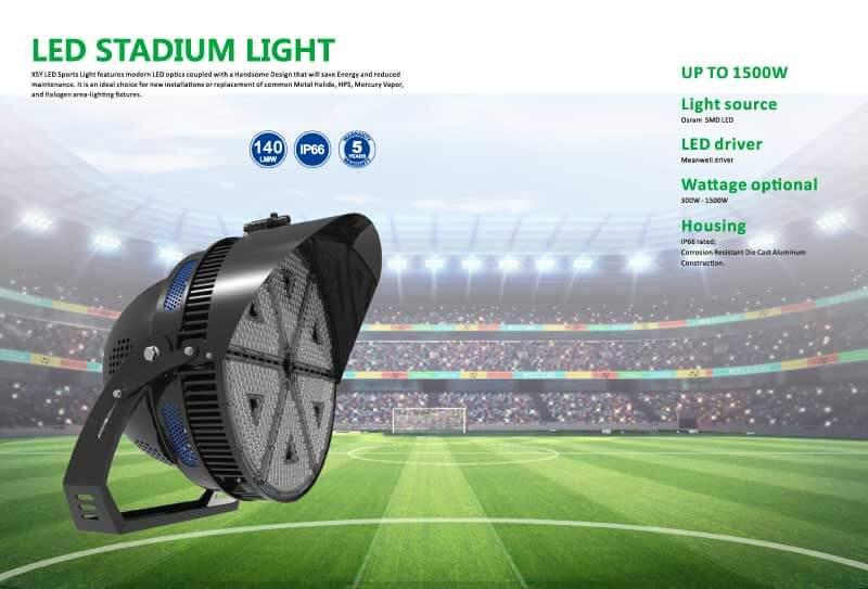stadium led products