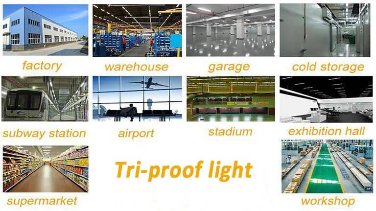 tri-proof light