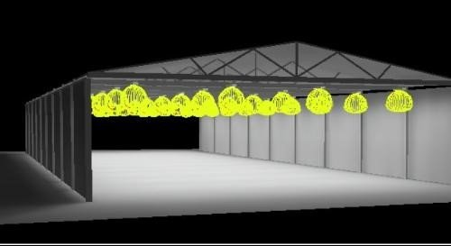Dialux for warehouse lighting