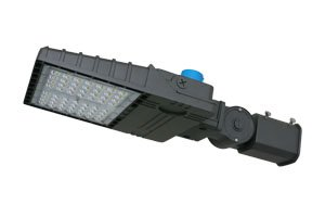 led parking lot lights with photocell