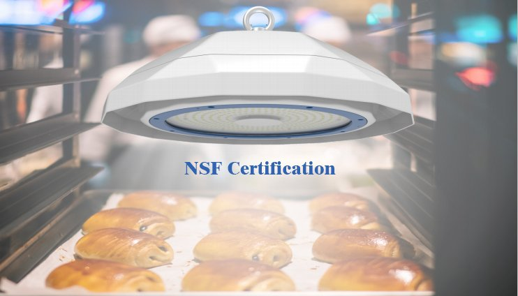 nsf certified ufo led highbay