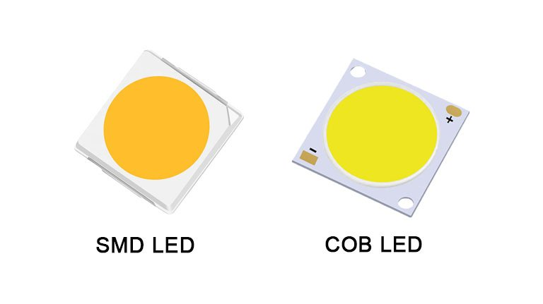 cob and smd chips