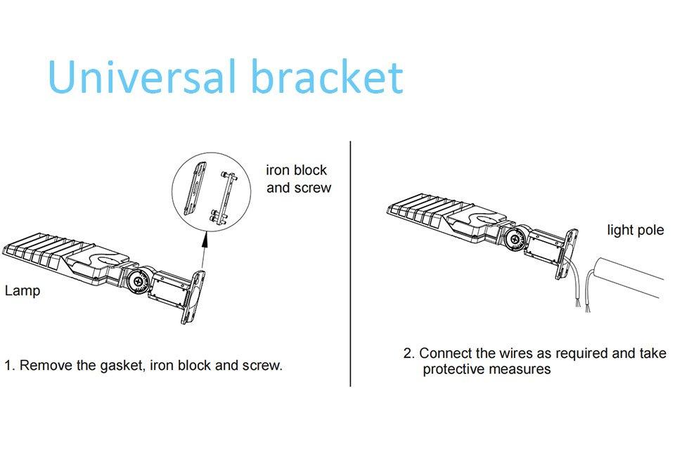 Icecrown 9 Installation 4 - U bracket 1
