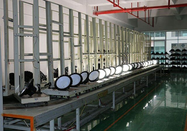 led light manufacturer multifunctional digital automatic aging testing equipment 2